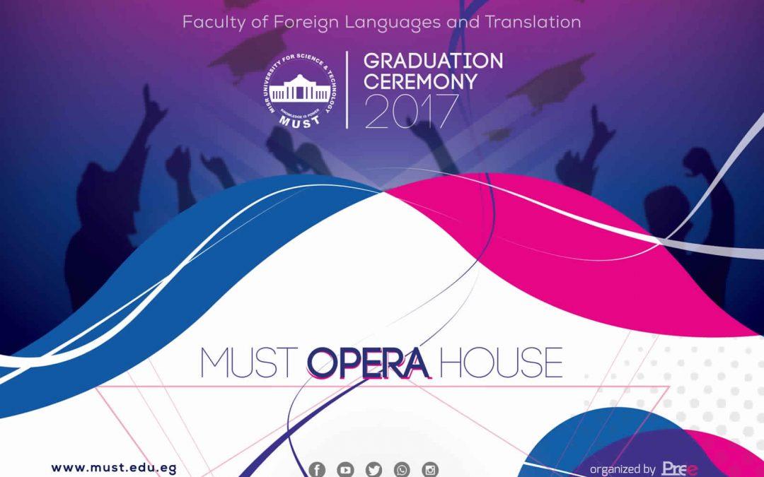 MUST Graduation | Rebrand
