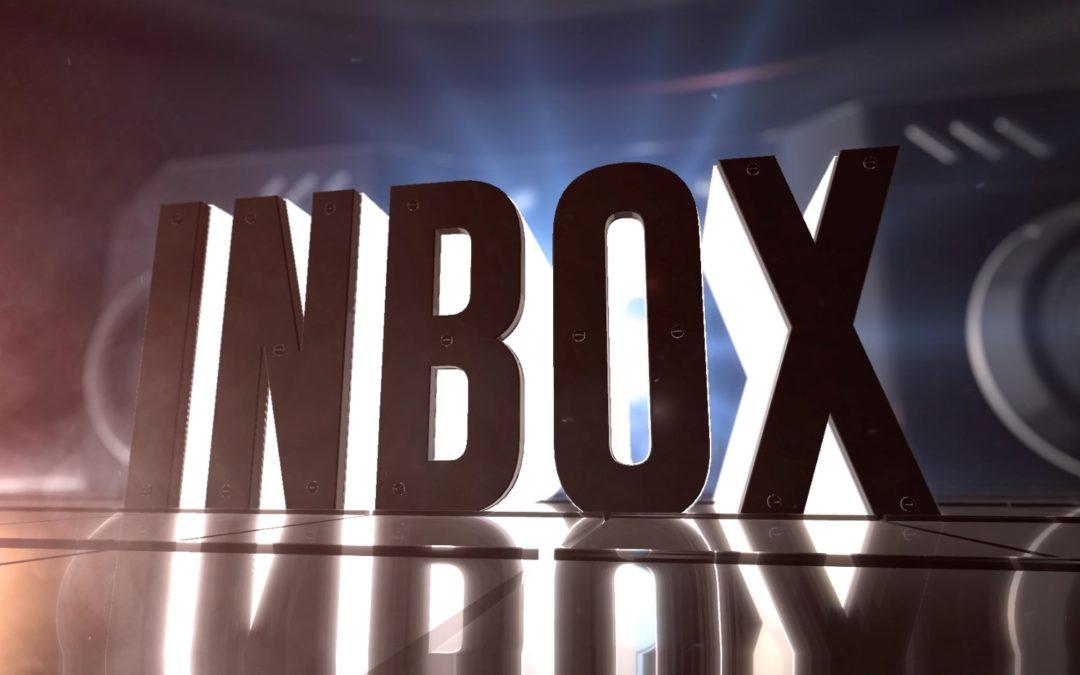 Inbox Show Intro